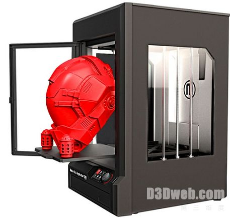 Makerbot replicator Z18大型3D打印机